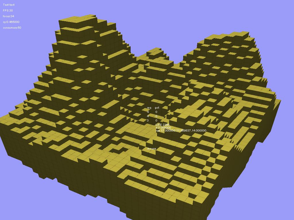 Infinite voxel terrain nullpointer cubes mapping gumiabroncs Choice Image