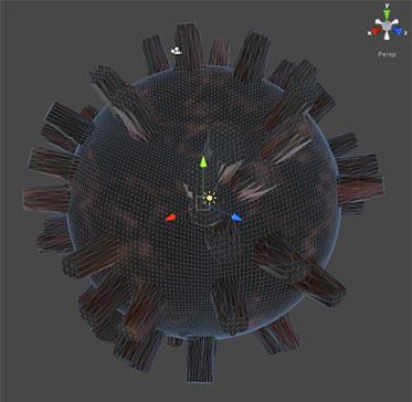 Procedural planets – nullpointer